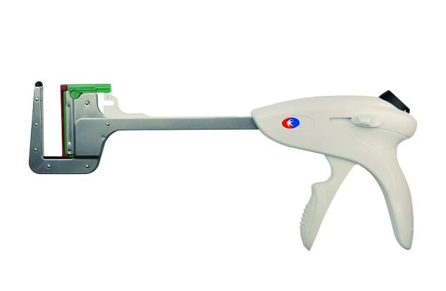 Linear Stapeling Gun - Open 60mm + 1 free reload Green Image