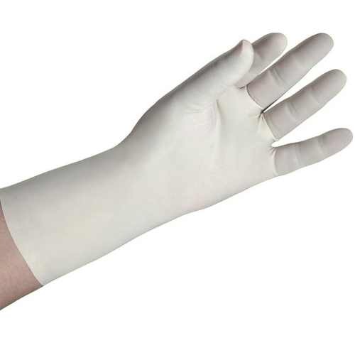 Surgical Double Gloves extra protection powder free(6.5 - 8.5) Image